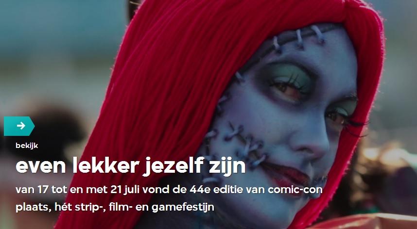 Comic-Con VPRO
